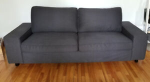 Ikea Kivik Sofa and Cover (color Hillared Anthracite)