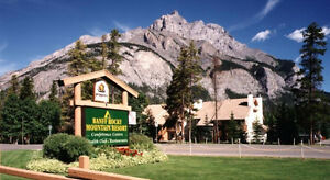 BANFF CONDO FOR 1 WEEK IN JULY