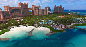 Atlantis Bahamas Nassau condo Rental ALL ACCESS to ATLANTIS