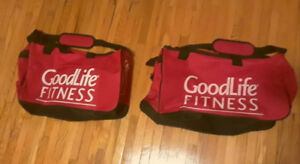 Brand New Good Life Gym Bags