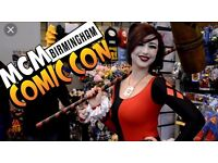 Comicon tickets this Sunday!