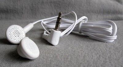 Stereo-In-Ear-Kopfhörer für iPod/MP3/MP4 ua blau/grau/rot/weiß/mint/schwarz Mp3 Mp4 Stereo Kopfhörer