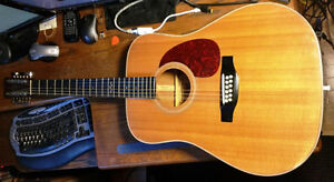 1980's Alvarez 5054 12 String Acoustic