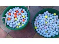 6000 golf balls