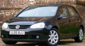 2005 Volkswagen Golf 2.0 TDI GT 5dr