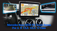 OEM FITINDASH NAVIGATION GPS CAR DVD BACK UP CAMERA MERCEDES GLK