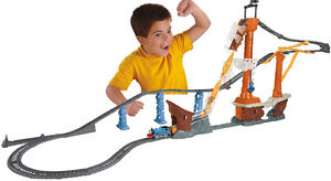 Trackmasters Thomas The Train Shipwreck Rails(Sold out instores)
