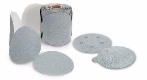 Abrasives 530150-100 Platinum Stearated Discs, Pressure Sensitiv