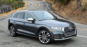 Lease Takeover STEAL on 2018 Audi SQ5 3.0T 8sp