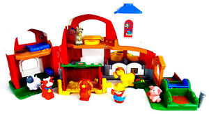 Grande ferme Little People Fisher-Price