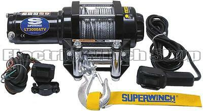 Superwinch LT3000 12v Electric Winch