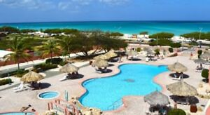 Christmas or  New Years Week  in Aruba- Paradise Beach Villas