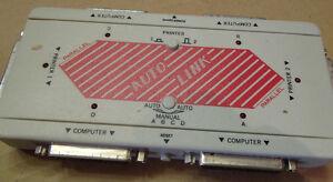 Autolink splitter