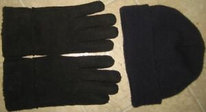 gloves and toque
