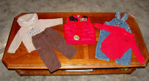 Boys Clothes Size 12 - 18 Months Name Brand