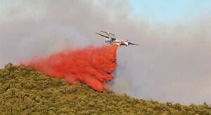 Aerial Firefighter LF furnished rental for wildfire season