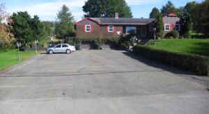 Furnished rooms to rent at Bed and Breakfast in Hampton NB.
