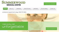 Laser/Medical Aesthetician required at Summerwood Medical Centre