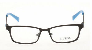Authentic Guess Kids[ Boys ] 9143 002 Eyeglass Frames[new]
