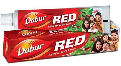 Dabur Red Toothpaste for Gums (ayurvedische Zahncreme mit Kräuterextrakten) 100g