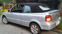 2002 Volkswagen Cabrio fully loaded Convertible