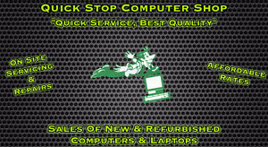 Fast & Friendly On-Site PC Service & Repairs