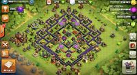 Clash of clans COC TH10 Level 92, Name Change Not Used Yet