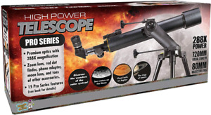 BRAND NEW SEALED! Telescope Pro Series