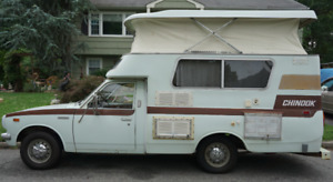 LOOKING FOR TOYOTA MOTORHOME