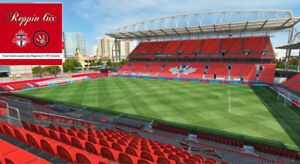 TFC vs Vancouver WC Canadian Championship Finals Aug 15 Tickets