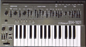 WANTED : Roland SH-101