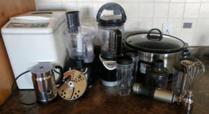 Extensive Kitchen Tool Collection