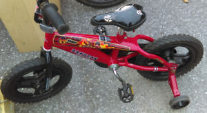 "Weekend  Sale  $40.............................EUC kids 13"" bike"