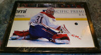 Carey Price - Montreal Canadiens - 3 diff. mounted pics
