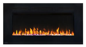NAPOLEON ELECTRIC FIREPLACE (CAH AND CARRY SALE) FREE DELIVERY!