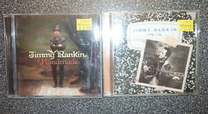 2 Jimmy Rankin CDs ($ 2 /each both for $ 3)