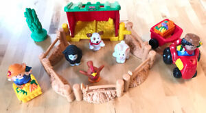 Pièces ferme Fisher Price