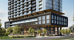 1 Bedroom + Den In ZEN King West Condos!