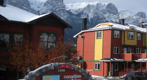 Canmore Condo 3 Bedroom - 1124 ft²
