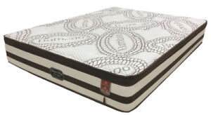 orthopedic mattresses pocket coil memory foam double & queen NEW