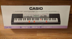 piano Casio electronic Keyboard piano keys new piano