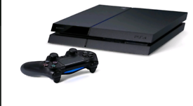 PS 4 500Gb Mint Condition