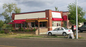 Established Restaurant & Drive-Thru For Sale or Lease in Alberta