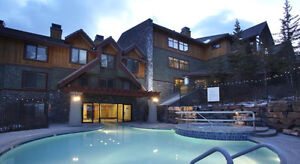 Canmore Grand Canadian Resort $1200, Jun 24 - Jul 01'17, sleeps8