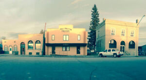 For Lease: Commercial/Residential Building in Arcola, Saskatchew
