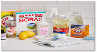 DETOX YOUR HOME: Home and small office chemical free cleaning.