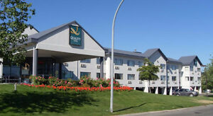 Weekly and Monthly Stays at Quality Inn, Kamloops