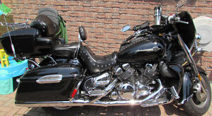 BEAUTIFUL 2004 Yamaha Royal Star Midnight Venture For Sale!!