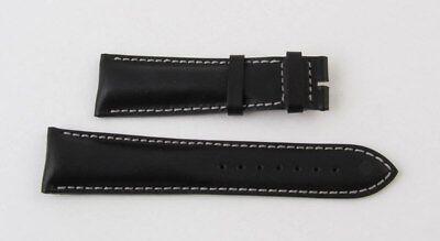 Tissot Lederband 22mm In Schwarz