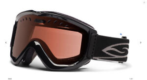 Men's Smith Knowledge OTG Snow Goggles, never used!